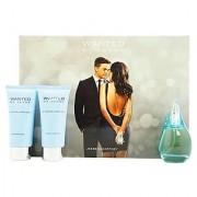 Jesse Mccartney Wanted Fragrance for Women (Eau De Parfum Spray Body Lotion Shower Gel)