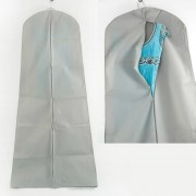 Wedding Dress Cover (dove grey)