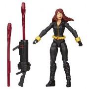 Marvel Avengers Assemble Inferno Cannon Black Widow Figure