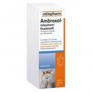 ratiopharm GmbH AMBROXOL ratiopharm Hustensaft 100 ml