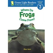 Where Do Frogs Come from: Level 2 by Alex Vern