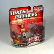 Transformers Universe Robot Heroes Autobot Blaster & Thrust