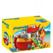 Playmobil 1.2.3 Meeneem Ark van Noach (6765)