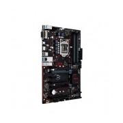 Tarjeta Madre ASUS ATX PRIME B250-PLUS, S-1151, Intel B250, HDMI, USB 3.0, 64GB DDR4 para Intel