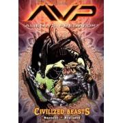 Aliens Vs. Predator: V. 2: Civilised Beasts