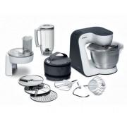 Кухненски робот Bosch MUM52120, мощност 700 W, обем на купа 3.9 л