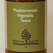 Mediterranean Vegetable Sauce 450g