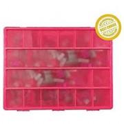 Brick Storage Case With Carrying Handle - My Brick Bin Stores Hundreds Of Bricks - Perfect Bricks Storage Organizer