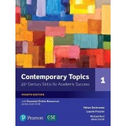 Contemporary Topics 1 with Essential Online Resources by Helen S. Solorzano