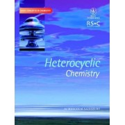 Heterocyclic Chemistry by Malcolm Sainsbury