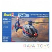Revell - Хеликоптер Eurocopter EC 135 - модел за сглобяване