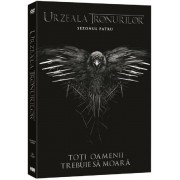 Game of thrones-Season 4:Lena Headey,Peter Dinklage,Emilia Clarke - Urzeala tronurilor - Sezonul 4 (5DVD)