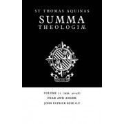 Summa Theologiae: Volume 21, Fear and Anger by Saint Thomas Aquinas