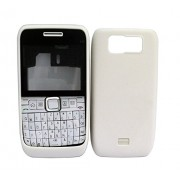 TOTTA Replacement Full Body Housing Back, Body Panel For Nokia E63- White