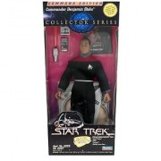 9 Commander Benjamin Sisko Action Figure - Star Trek Command Edition Collector Series