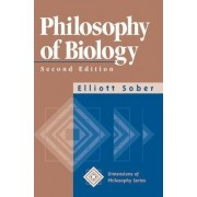 Philosophy of Biology by Elliott Sober