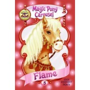 Flame the Desert Pony by Poppy Shire