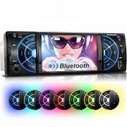 """XOMAX """"XOMAX XM-VRSU412BT 1 DIN Moniceiver Autoradio ohne CD-Laufwerk mit BLUETOOTH"""""""