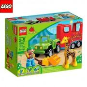Лего Дупло - Цирков транспорт 10550 - Lego