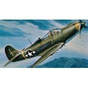 04935 - Revell Modellino Aereo Micro Wings P-39Q Airacobra [Giocattolo]