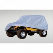 Prelata - WEATHER LITE FULL JEEP COVER, 76-86 Jeep CJ-7s and 87-95 YJ Wranglers