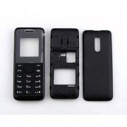 New Replacement Full Body Housing Panel For Nokia N105 N 105 BLACK