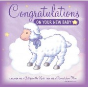 Congratulations on Your New Baby Greeting Card/CD by Twin Sisters(r)