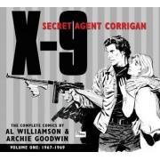 X-9: Secret Agent Corrigan v. 1 by Al Williamson