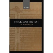Theories of the Text by D. C. Greetham