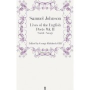 Lives of the English Poets Vol. II by Samuel Johnson