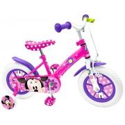 Sello Disney Minnie Mouse 14 pulgadas de bicicletas con Nylon Bush / Nylon Llantas / Coaster trasero