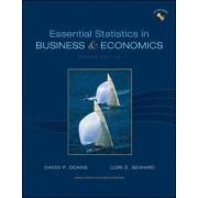 Essentials Statistics in Business and Economics by David P. Doane