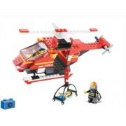 Sluban - Fire-Fighting Helicopter
