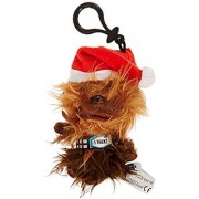 Underground Toys Star Wars Mini Santa Chewbacca Talking 4 Plush
