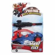 Blast n Go, Spider-Man cu vehicul Spider Racer