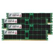 Transcend 128GB 32GB x 4 Kit JetMemory DDR3- 1600 ECC Registered DIMM 4Rx4 For Mac Pro Late 2013 TS128GJMA534P