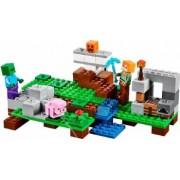 Set Constructie Lego Minecraft Golemul De Fier