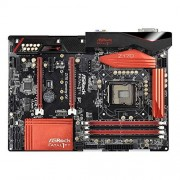ASRock Z170 Gaming K4/D3 Intel 1151 Scheda Madre, Nero