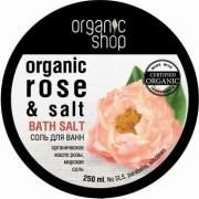 "Sare de baie ""Trandafir salbatic"" - dispozitie romantica"