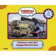 Thomas und seine Freunde: Geschichtenbuch 23: Thomas und der Doppeldeckerbus by Holger Riffel