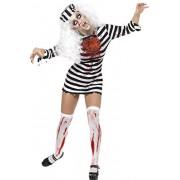 Smiffys - Costume Zombie Prisonniere Taille M