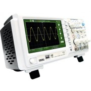 "Digital storage oscilloscope LCD 7"" 60MHz 1GSa/s AX-DS1062CFM"