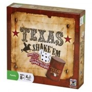 Texas Shake 'Em - The Board Game (with Electronic Scoring) by Discovery Games