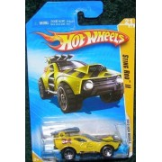 HOT WHEELS 2010 NEW MODELS 21 OF 44 YELLOW STING ROD II by Hot Wheels