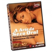 Dvd - A Arte Sexo Oral - Loving Sex