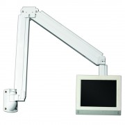 B-Tech Medical Monitor Wandhalterung mit Gelenkarm BT7593