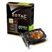 Placa video Zotac GeForce GTX 750 Ti, PCI Express 3.0, 1033 (1111)/5400 MHz, 2GB GDDR5, 128-bit, 1x mini-HDMI, 2x DVI, ZT-70601-10M