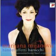 Marijana Mijanovic - Hndel: Affetti Barocchi (0886970759120) (1 CD)
