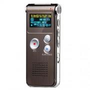 Digitálny diktafón s 4GB pamäťou