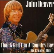 "John Denver - Thank God I'm A Country Boy "" The Best Of (0886976362829) (1 CD)"